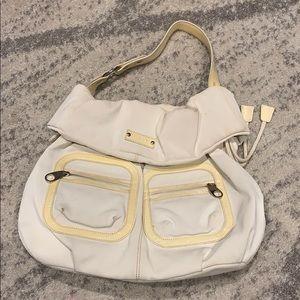 WHITE HOGAN SHOULDER BAG
